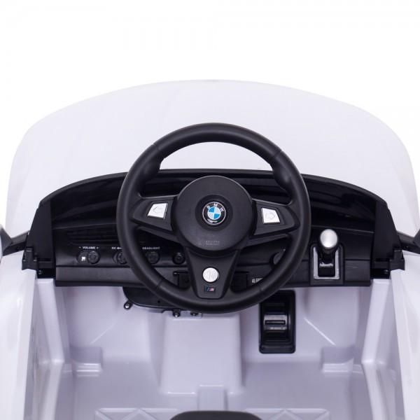Innenraum Kinderauto BMW Z4