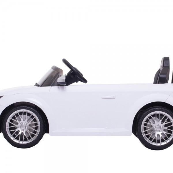 Audi TTS Kinderfahrzeug seitlich