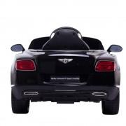 elektrisches Kinderfahrzeug Bentley von hinten