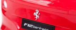 Ferrari Berlinetta F12 Kinderauto