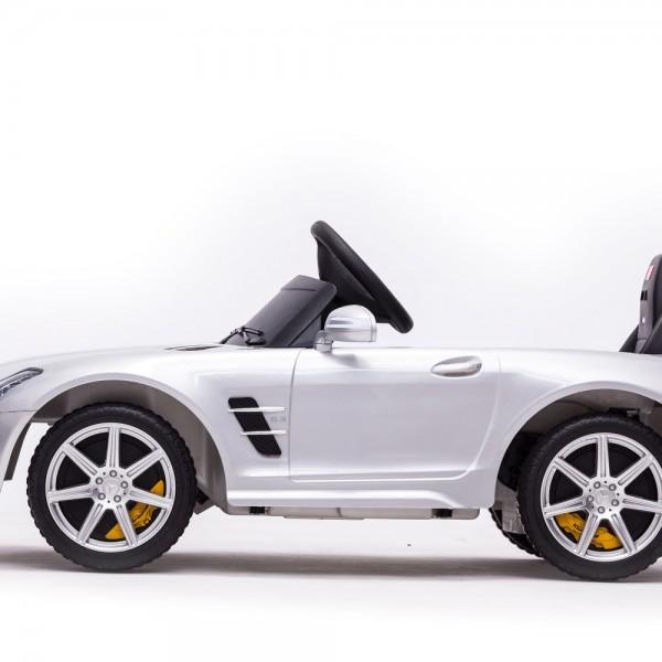 Drive On Car Mercedes