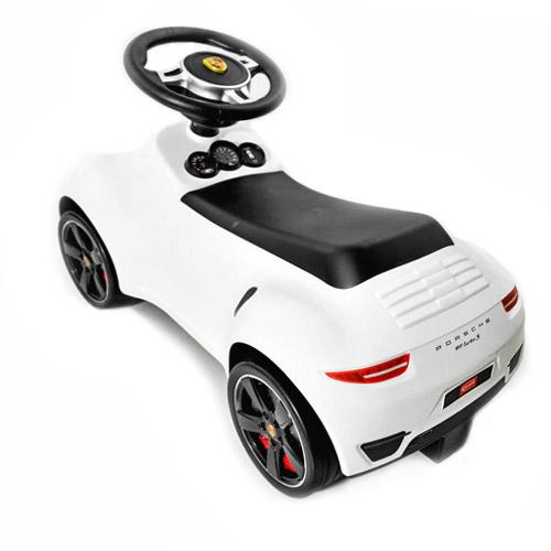 Rutschauto Tretauto Porsche
