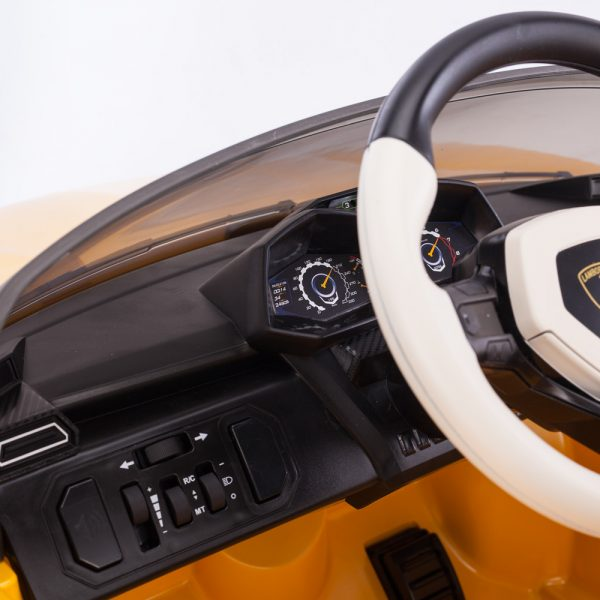 Lenkrad Kinderfahrzeug Lamborghini