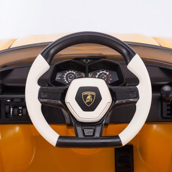 Lenkrad elektrisches Kinderauto Lamborghini